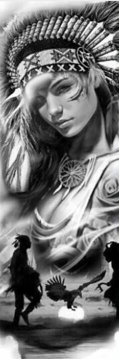 Native arte