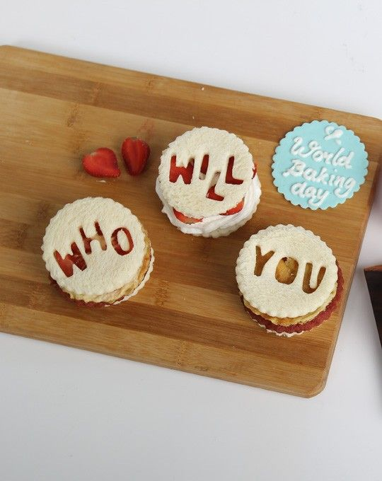 Who will you bake for this World Baking Day?