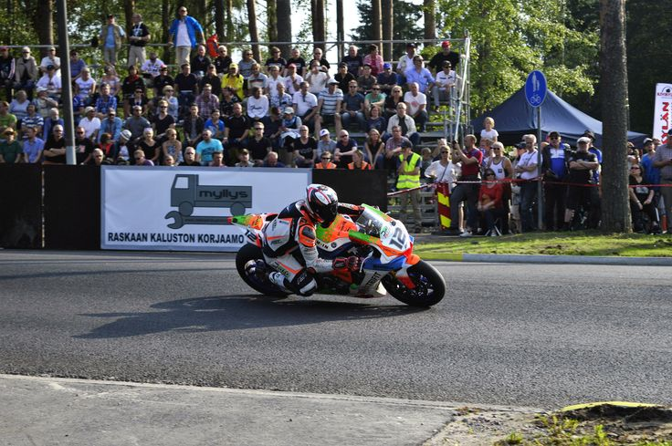 IRRC Imatra. No. 12 NAME: Ales Nechvatal NAT: CZE CLUB/TEAM: DAFIT Moto Racing BIKE: BMW  RACE 1: Place: 24. Laps: 9 Total time: 00:19:06.331 Difference: 1 lap Best lap time: 00:02:00.771 Best lap: 9 Speed: 139,907 Points: -  RACE 2: Place: 15. Laps: 10 Total time: 00:20:16.402 Difference: 1:27.402 Best lap time: 00:01:59.419 Best lap: 10 Speed: 146,498 Points: 1  IRRC SBK Imatra 2016 total points: 1 pts (19.)  #IRRC #Imatra #RoadRacing #Imatranajot #Superbike