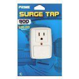1-Outlet #900-Joule #Surge Tap