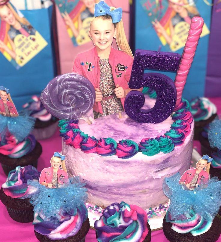 jojo siwa Cake, Birthday cake, Desserts