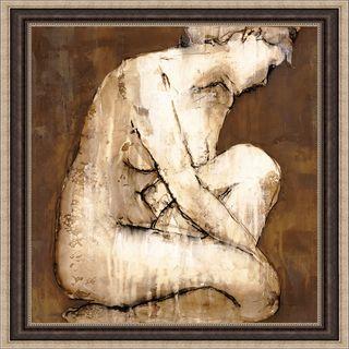 Liz Jardine 'Poise' Framed Artwork | Overstock.com Shopping - Top Rated Prints