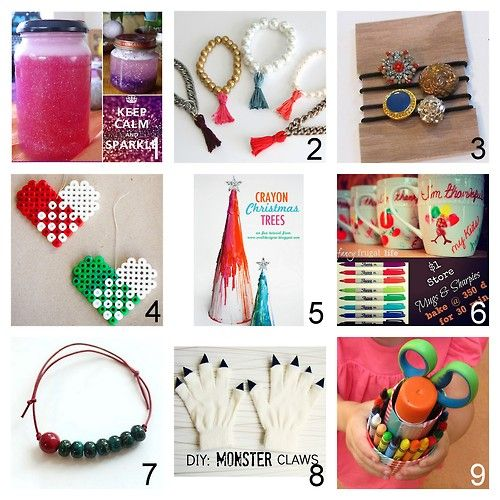 Crafts Kids Can Make for the Holidays Part One. Some of these...