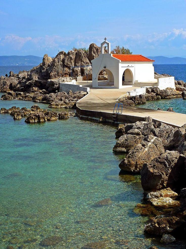 Agios Isidoros, Chios ~ Greece