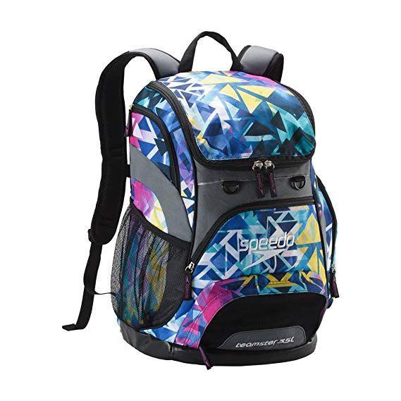 Adult Unisex Speedo Pool Side Bag Mochila