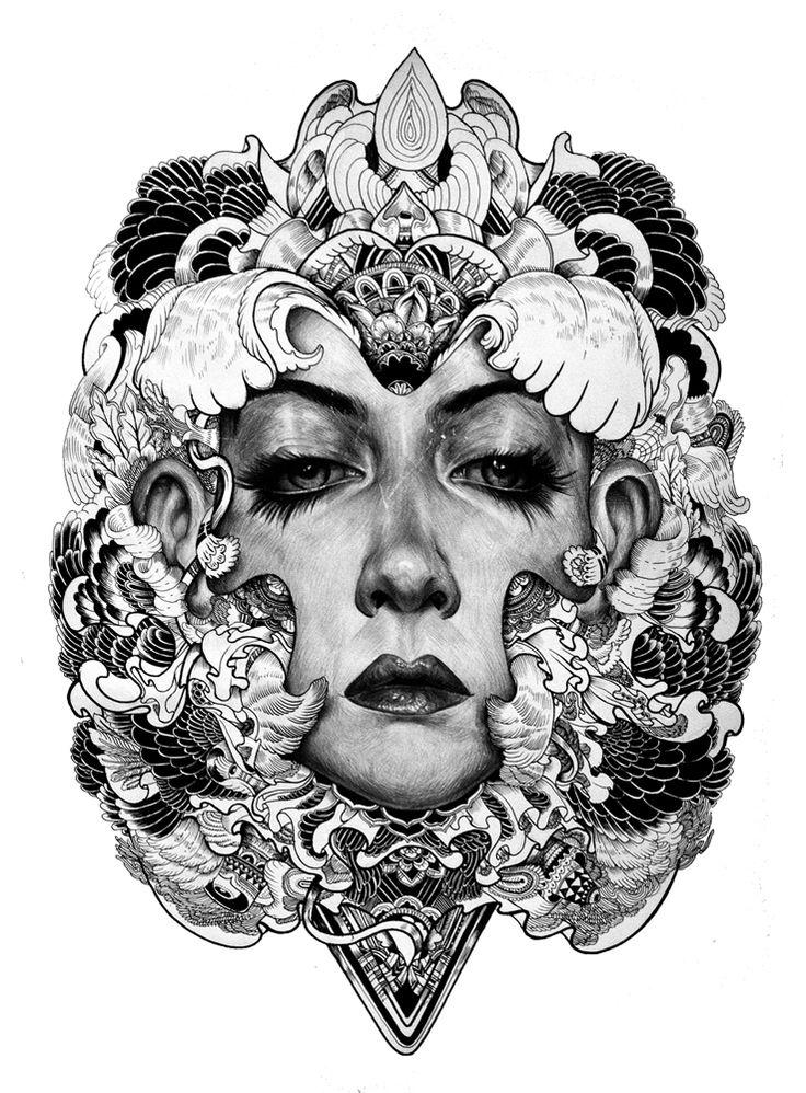 Artwork by Iain Macarthur