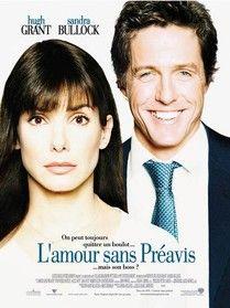 L'amour sans préavis - Films de Lover, films d'amour et comédies romantiques.