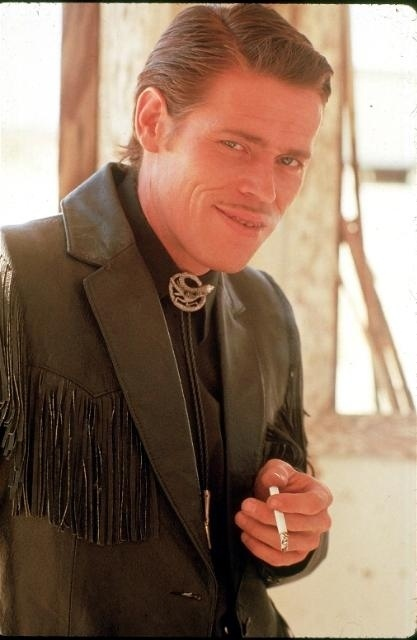 Wild at Heart (1990) Willem Dafoe just looks so perfectly skeezy in this movie.