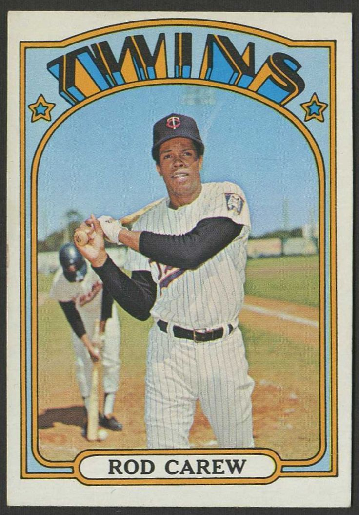 1972 topps in action baseball cards | 1972 Topps # 1972 Topps Baseball Complete Set