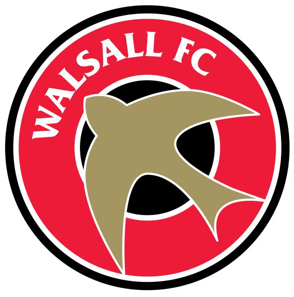 Walsall FC club badge