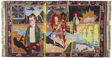 Grayson Perry, 'The Line of Departure', 2014, Paragon   Artsy