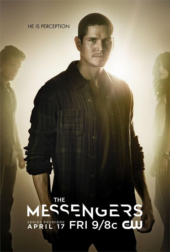 Evil thoughts can't be concealed. #TheMessengers will be chosen Friday, April 17!