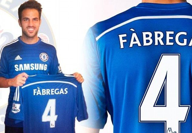 Fabregas and Mourinho have to put bad blood behind them at Chelsea