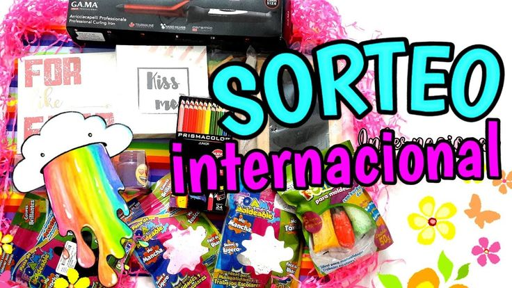 ♡ SORTEO INTERNACIONAL | HEY! ANNA