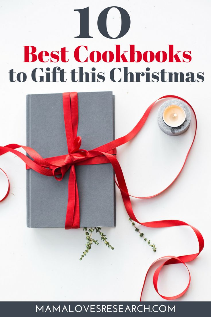 10 Best Cookbooks to Gift this Christmas