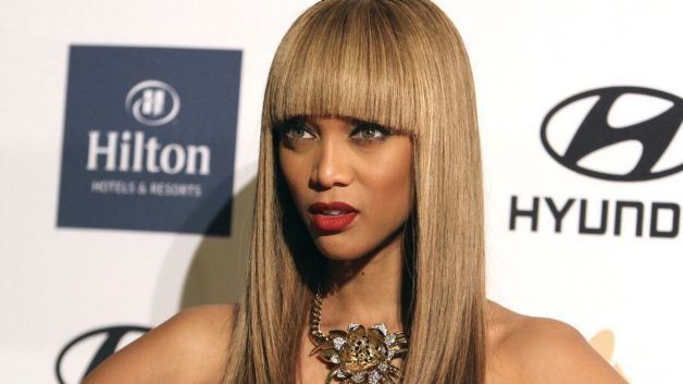 Tyra Banks Launches Cosmetics Line | News | BET