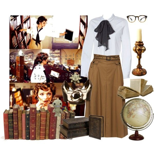 """The Mummy Evelyn ""Evy"" Carnahan Rachel Weisz"" by lilbailey on Polyvore"