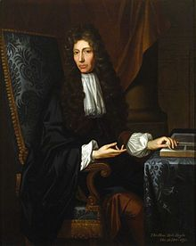Robert Boyle FRS-- (1627-1691) was an Anglo-Irish natural philosopher, chemist, physicist and inventor born in Lismore, County Waterford, Ireland. Boyle is largely regarded today as the first modern chemist, and therefore one of the founders of modern chemistry, and one of the pioneers of modern experimental scientific method.