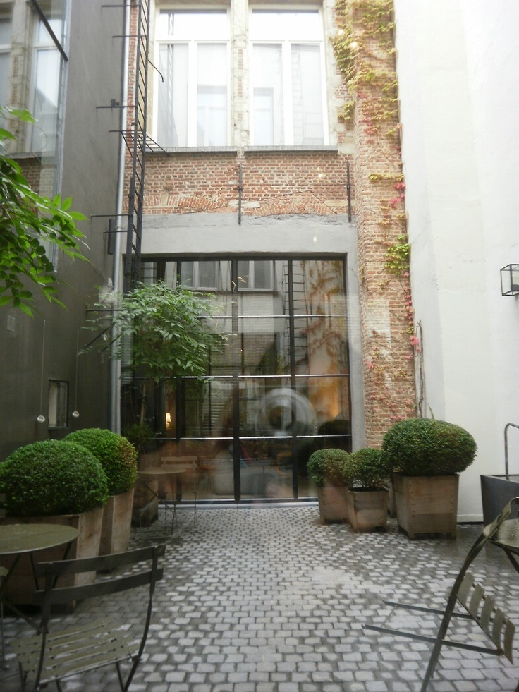 my favourite hotel. Best hotel of the world for me. Hotel Julien Antwerpen (Belgium)