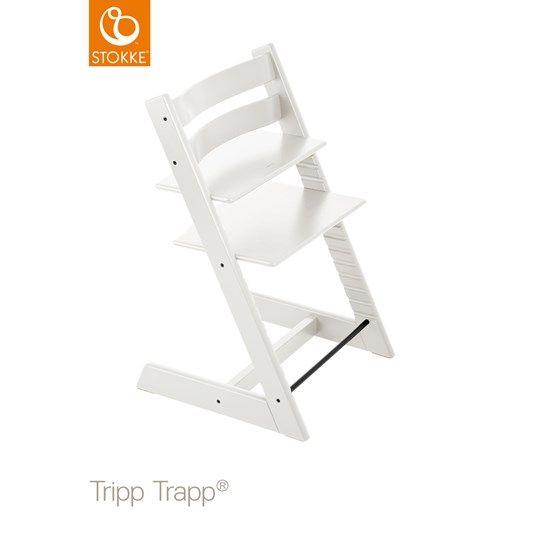 Stokke Tripp Trapp® Chair White Multi