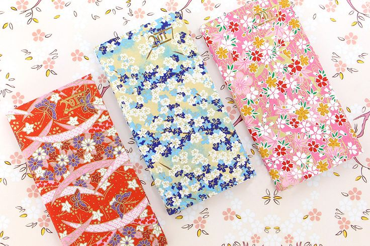 Pretty floral Japanese Paper Diaries for 2017 #letts #lettsdiaries #diary #diaries #journal #planner #floral #japanese #stationery #2017 #organised #organized