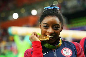 21 Times Simone Biles Was The Most Relatable Olympian Ever