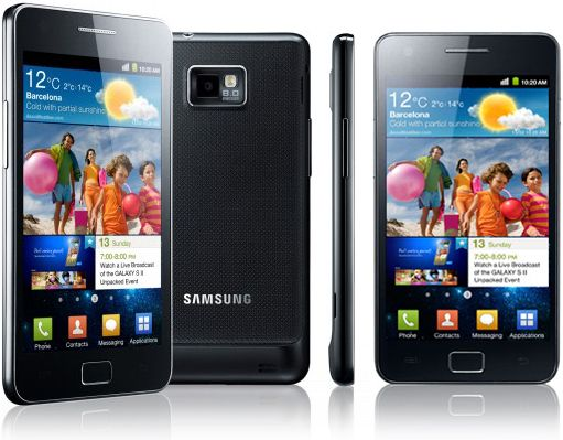 Samsung Galaxy S2...best phone out there. I love mine!