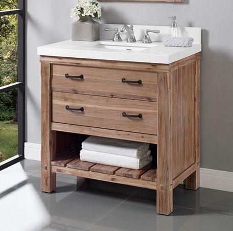 50 best Vanity Inspiration images on Pinterest | Sink, Bath vanities Fairmont Designs Bathroom Vanity E A on