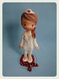 Resultado de imagem para enfermeira porcelana fria