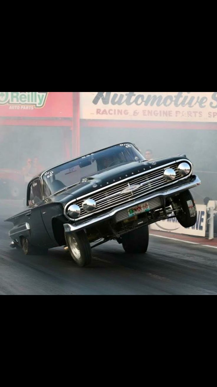 Cars and more chevy impala chevy impalas vehicles drag racing racing - Torqued Off 60 Impala Find This Pin And More On Chevrolet