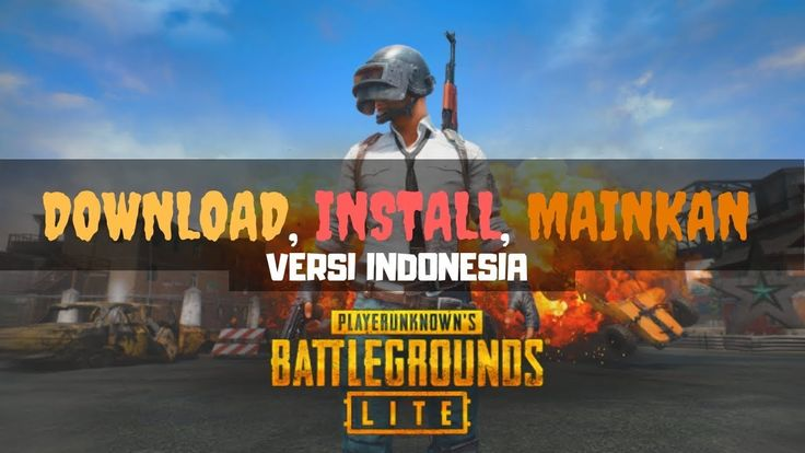 Cara Download dan Install PUBG Lite PC - We are players