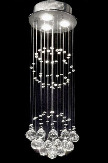 175 best 1000chandelier crystal on black images on pinterest gallery modern raindrop crystal chandelier on hautelook mozeypictures Images
