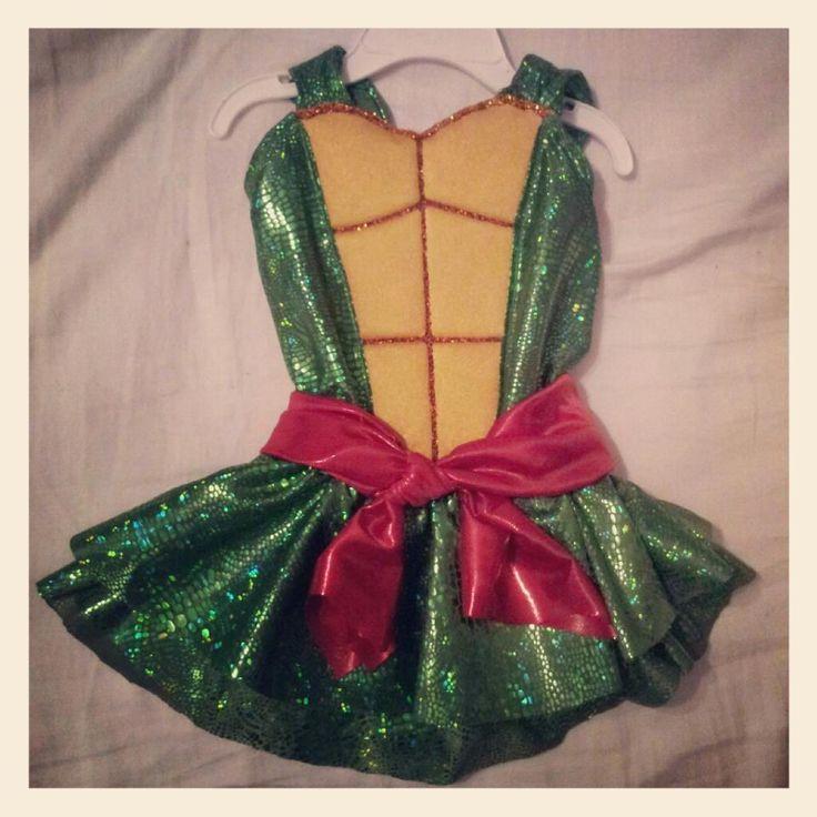 DIY Animal Costume : DIY My Sparkley TMNT (Toddler Mutant Ninja Turtle) Costume!  : DIY Halloween