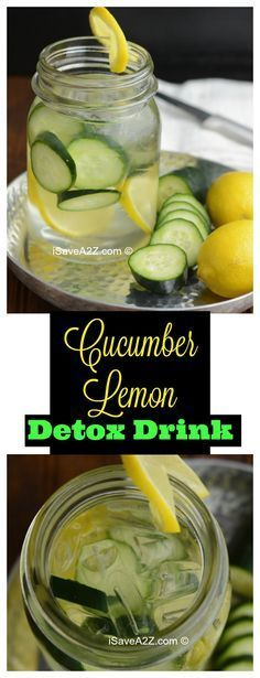 Cucumber Lemon Detox Water Drink I am on a roll! I have consumed my daily recommended water intake but only because of amazing recipes just like this Cucumber Lemon Detox water drink recipe here! I cannot drink plain water. Yuck! Nope. I can never drink enough plain water. We all know how important it isContinue Reading...