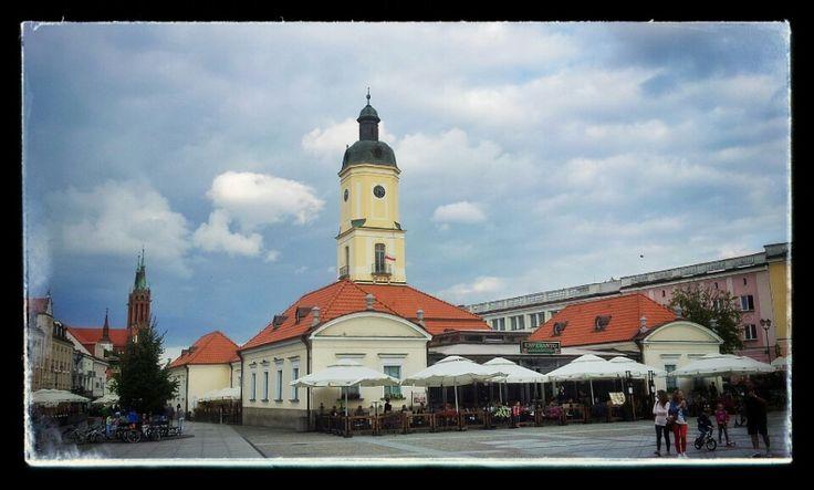 Białystok w Województwo podlaskie