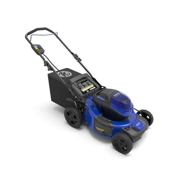 Kobalt 40-Volt Brushless Lithium Ion (Li-ion) 20-in Deck Width Cordless Electric Push Lawn Mower