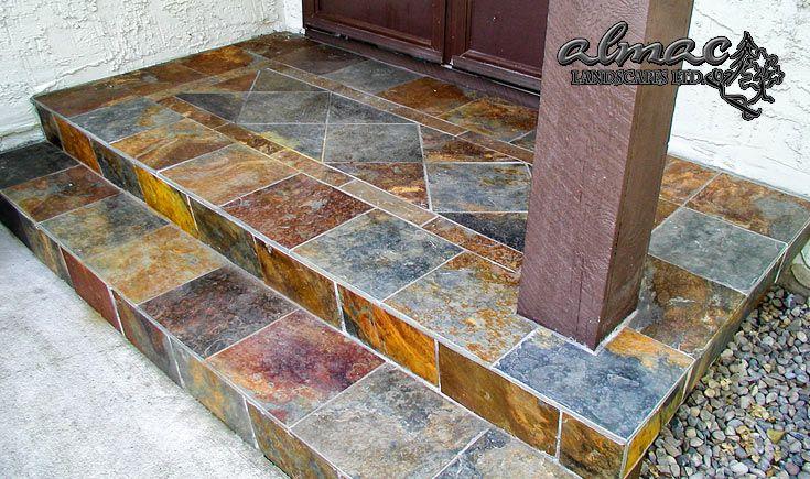 Almac Landscapes Ltd - Tile and Slate Services
