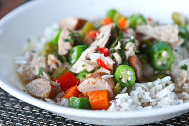LEFTOVER TURKEY GUMBO http://steamykitchen.com/19344-turkey-gumbo-leftover-thanksgiving-turkey-recipe.html