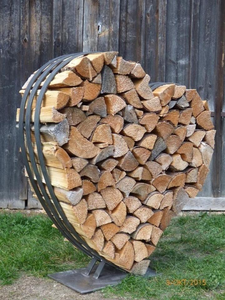 Herz aus Metall Deko Geschenk zum Geburtstag Hochzeit Weihnachten in Bayern – P