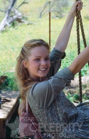 Melissa Sue Anderson as Mary Ingalls in the Little House TV series