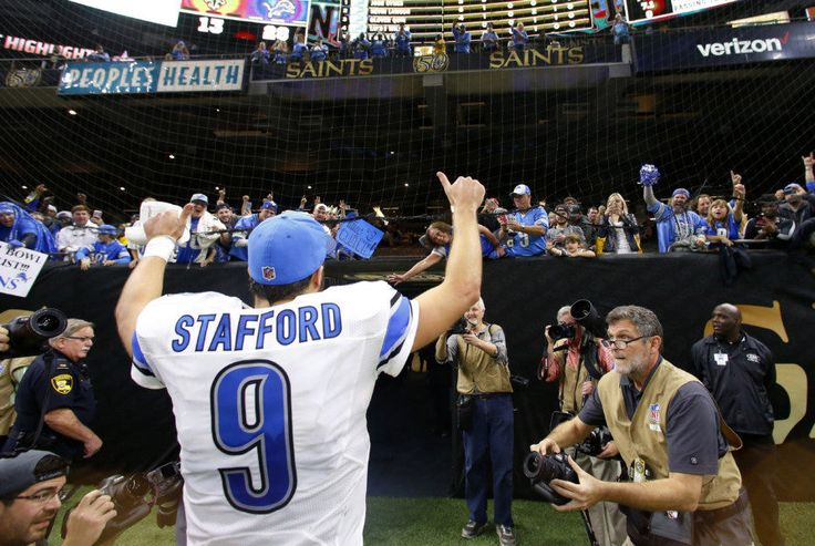 Through adversity, Stafford moves Lions one step closer to playoffs = Matthew Stafford has apparently gotten bored with traditional fourth-quarter comebacks. Having put up seven of them in the first 12 games of the season, he had fallen into a rhythm. His Detroit Lions would trail in.....