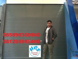 jasa service rolling door termurah, folding gate murah jakarta
