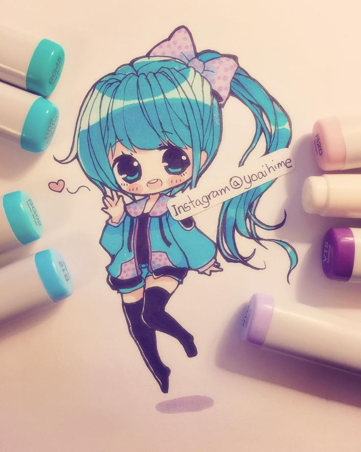 this looks like Miku-chan ^o^