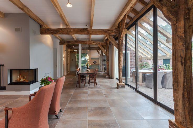 Bureau Siemer (Project) - Nieuwbouw woonboerderij - PhotoID #310903 - architectenweb.nl