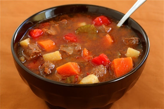 Vegetable Beef Soup   Best Pins Today!   Pinterest