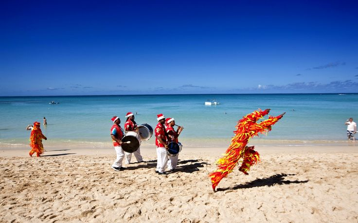 """Barbados was selected as one of the """"best places to spend Christmas""""! See why at http://www.roughguides.com/gallery/best-places-to-spend-christmas/#/3"""