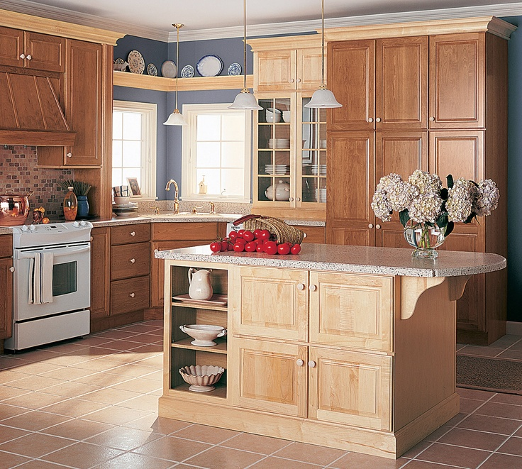 one of many design ideas for your kitchen from merillat cabinets available at zeeland lumber