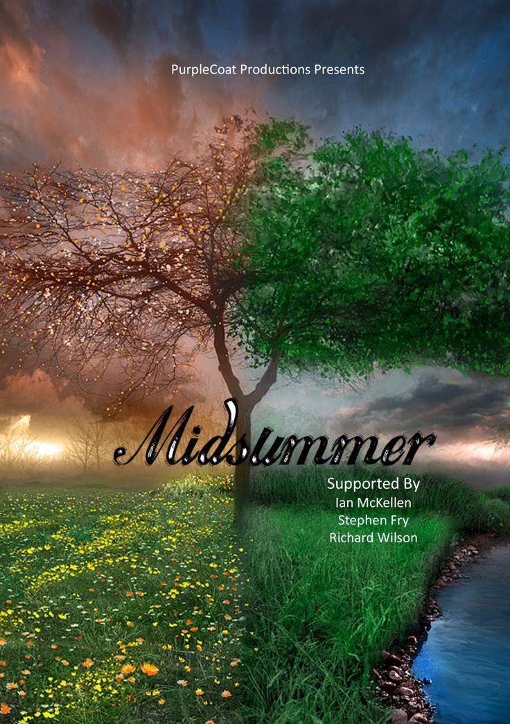 The DVD poster for Midsummer