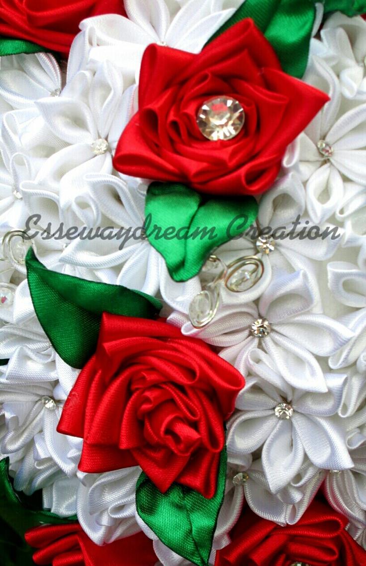 wedding bouquet particular 1