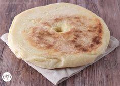 Le pain à la semoule